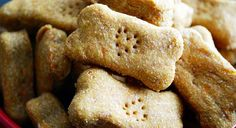 Ditch the store-bought dog treats and bake your own! This carrot and sweet potato dog biscuit recipe is easy to make and very healthy for your fur babies!