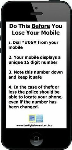 The number can be found in ur phone under settings click on about phone. It's the IMEI #.