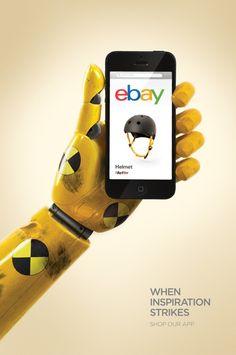 d21f7784f5 ebay  When inspiration strikes Ebay Advertising