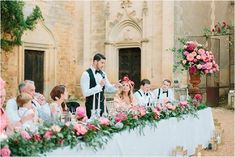 Statement Floral Designs  #floraldesigns #weddingflowers #statementflowers #wedding #france