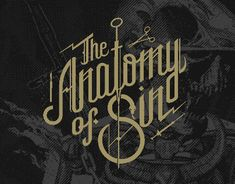 """다음 @Behance 프로젝트 확인: """"The Anatomy of Sin"""" https://www.behance.net/gallery/8083631/The-Anatomy-of-Sin"""