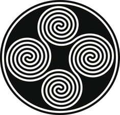 A List of Truly Enchanting Irish Celtic Symbols and Their Meanings - Historyplex Celtic Symbols And Meanings, Celtic Tattoo Symbols, Celtic Tattoos, Ancient Symbols, Pagan Symbols, Buddhist Symbols, Irish Tattoos, Celtic Tribal, Celtic Art