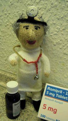 Wollfadengeschöpfe: Doktor Eisenbart