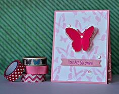 Post#61 Me And My Daily Papercraft Blog - Handmade Card by PriCreated