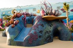 Disney's Art of Animation Resort Nemo play area