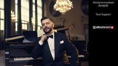 Opera Singer Editorial   Gezim Myshketa, Opera Singer MUA: Max Moretto Tech support Elinchrom Video Aintext