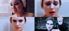 EL CISNE NEGRO Darren Aronofsky, Carnival, Films, Face, Painting, Black Swan, Movies, Carnavals, Painting Art