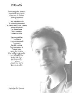 .::: Matias Catrileo :::. Revolution, Movie Posters, Movies, Bitterness, Clouds, Poems, Film Poster, Films, Film