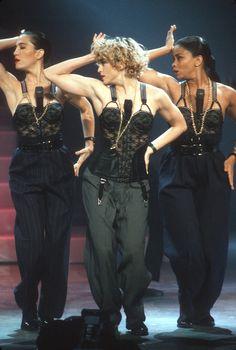 Madonna en Jean Paul Gaultier