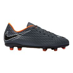 release date d6030 44796 Nike Kids  HyperVenom Phantom 3 Club Firm Ground Grade School Outdoor  Soccer Cleats - Dark