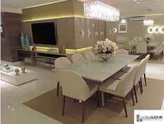 """10.6 mil curtidas, 81 comentários - Arq•Décor•Casa•Home•Interior (@bloghomeidea) no Instagram: """"Tons neutros e uma iluminação muito bem planejada, garantiram a beleza e toque de aconchego do…"""""""