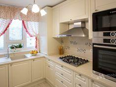 Mobila bucatarie clasica L-Shape - Mobila la comanda MOBIERA Iasi Home Decor Kitchen, Kitchen Interior, Design Case, Modern Kitchen Design, Kitchen Remodel, Kitchen Cabinets, Google Search, Ideas, Houses