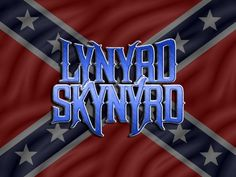 ~ Lynyrd Skynyrd Rebel Flag HD Wallpaper