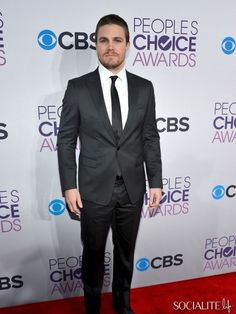 2013 People's Choice Awards: The Men | 9 | Socialite Life Stephen Amell