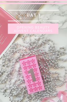 Opening Beauty Advent Calendars Day 1