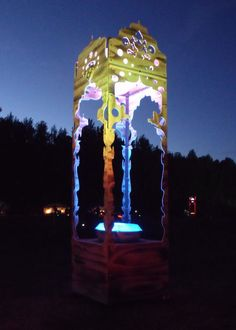 Design by Dylan Toymaker Festival Lights, 5 Hours, Darkness, Lanterns, Scale, Bring It On, Events, Led, Sculpture