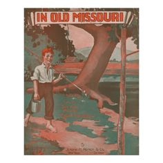 In Old Missouri Poster