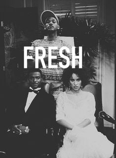 The Fresh Prince of Bel-Air - Must watch it - you will see how talented Mr Smith has been for a very long time