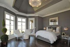 idées de peinture pour la chambre en couleurs neutres