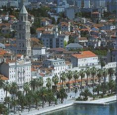 Split, Croatia - One of my favorite places on this planet!!!