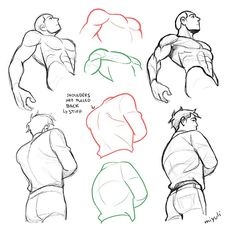 art reference Miyuli is creating Comics and Illustration Body Reference Drawing, Male Figure Drawing, Body Drawing, Art Reference Poses, Anatomy Reference, Hand Reference, Anatomy Sketches, Anatomy Drawing, Drawing Sketches