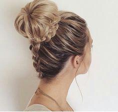 backside dutch braid