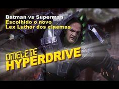 Escolhido o novo Lex Luthor dos cinemas