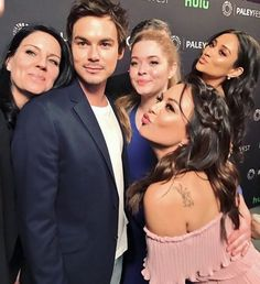 Pll cast at paleyfest 2017