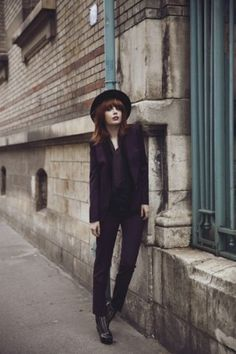 The Kooples trousers and blazer