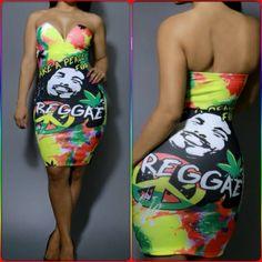 jamaican dress   reggae night   pinterest   clothes, vacation wear
