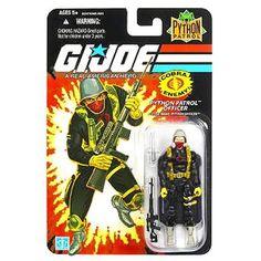 G.I. Joe 25th Anniversary Wave 8 Python Patrol Officer Action Figure #GIJoe http://www.amazon.com/dp/B0019ZDI54/ref=cm_sw_r_pi_dp_S.7Csb0N473WWSFZ