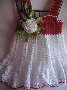 Одежда для девочек, ручной работы. Ярмарка Мастеров - ручная работа Сарафанчик для маленькой модницы. Handmade.