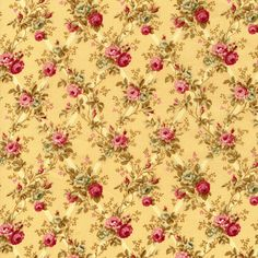 Rose Hill Lane by Robyn Pandolph for RJR Cotton Fabric 1862-3 Rose Lattice on…