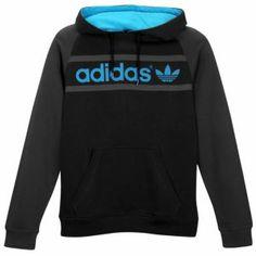 adidas Originals Heritage Logo Pullover Hoodie - Men s - Bliss e4f717006