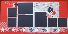 2014 4th of july double page 12x12 scrapbook layout-f07548.jpg (1500×767)