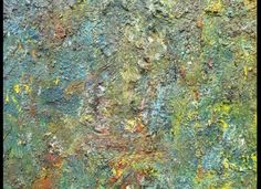 Milton Resnick. Beautiful. Texture!