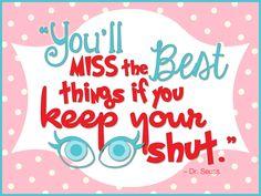 Dr Seuss was one smart cookie Bukowski, Best Dr Seuss Quotes, Cookie Quotes, Life Quotes Wallpaper, Fantasy Quotes, Dr Suess, Life Quotes To Live By, Life Advice, Journal Cards