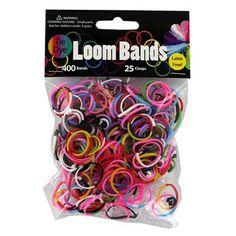 Tie Dye Loom Bands