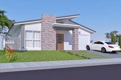 fachadas de casas terreas - Pesquisa Google