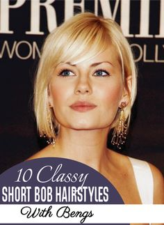 Adhere shaggy long locks with wispy bangs and blow them after shampooing. Go out and rock the world. If you're annoyed with a grown out bob, add some shaggy bangs up top. Adding center-parted bangs and a sleek ponytail is retro coming to trend again. #Allhairstylesblog #Bangshairstylesforwomenover50