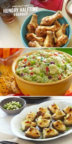 8 Recipes that steal the halftime show!