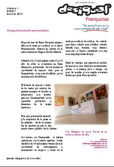 @DesigualMX , brindando#oportunidades.