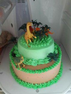 Pastel dinosaurios (rita)