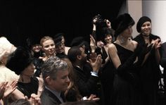 A photographic journey behind the scenes, from the inspiration to the realization of the Fall 2013 Collection