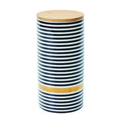 elle-black-and-gold-storage-canister
