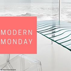 This beautifully crafted #glass #diningtable by @tonelli_design is our feature for #modernmonday - it's available from #robertsweep in standard transparent glass or Italian crystal. . . . . #accessories #bedroom #bedroominspo #calgary #design #designinspiration #diningroom #diningroominspo #furniture #homedecor #interiordesign #kitchen #livingroom #luxurybedroom #livingroomdecor #modern #moderndesign #roominspo #roominspiration #staging #shopyyc #shoplocal #tabletop #yyc