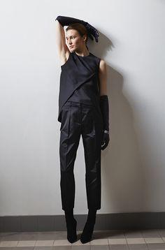 Pré-collection Femme Automne Hiver 2016