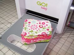 Threadgatherer: Fun With The Go! Baby (Lots of Pics)