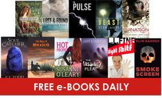 JAN 2015: THESE FREEBIES HAVE IT ALL!! Books on 1/29 include everything from hot lovers to murderous thrillers! >>> Kindle, Nook, Kobo & Apple devices
