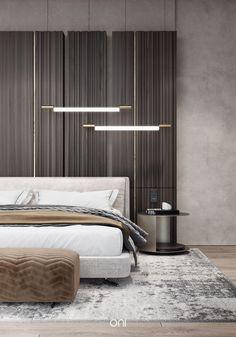 Home Decor Bedroom, Modern Bedroom, Interior Concept, Interior Design, Parents Room, Master Room, Bedroom Styles, Contemporary Interior, Bed Design